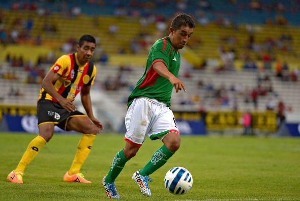 Christian Bermúdez fue una de las revelaciones del Mundial Sub 20 en Can...