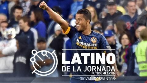 Giovani dos Santos | Latino de la Jornada 9