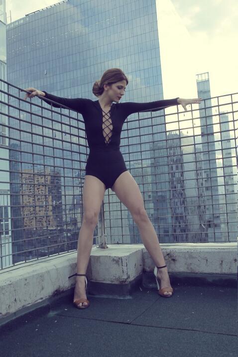 Valentina Acosta is Alejandra in 'El Chapo' Valentina+Acosta+by+Raul+Hig...