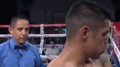 Raul Hirales noqueó a Franklin Leal