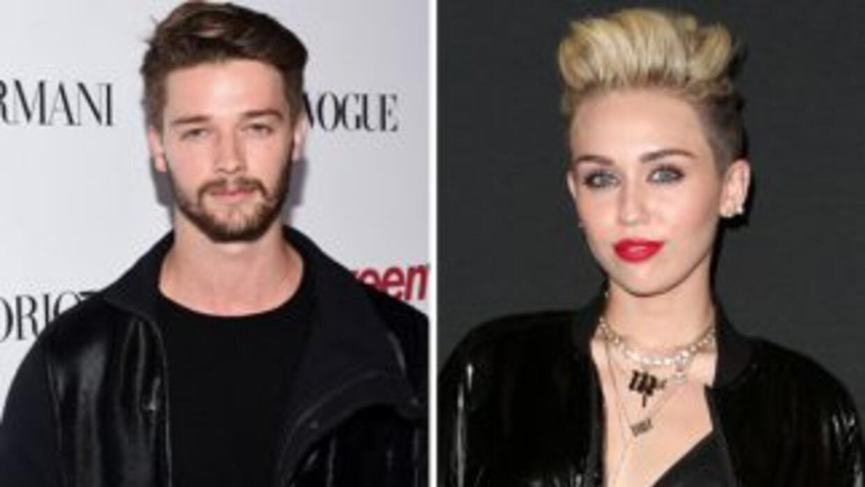 Parece que Miley Cyrus reencontró el amor con el hijo del actor Arnold S...