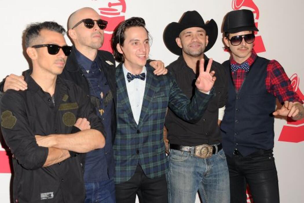 Los chicos de Kinky, quiénes están nominados como 'Mejor Disco Alternati...