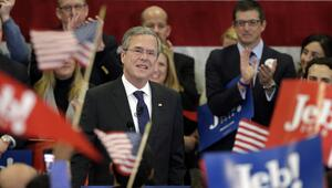 Jeb Bush celebra su resultado en New Hampshire