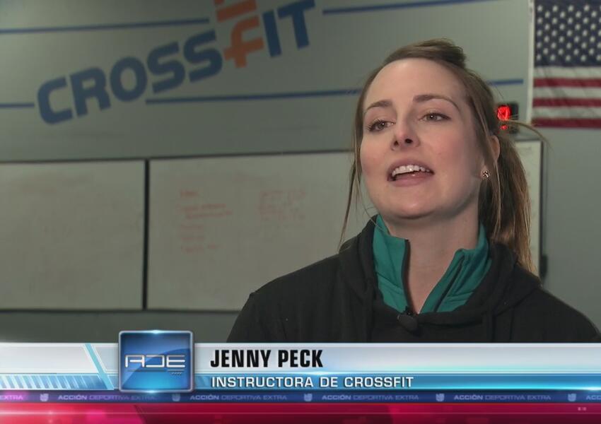 Chica Acción Deportiva Extra - Jenny