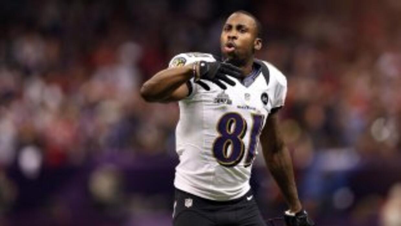 Los Ravens cambiarán a Anquan Boldin por una selección de sexta ronda en...