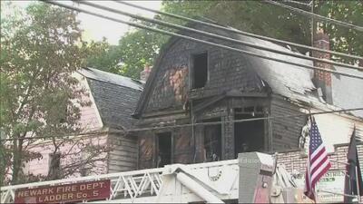 Seis personas murieron en un incendio en Nueva Jersey