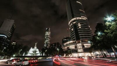 Ciudad de México, Diana cazadora