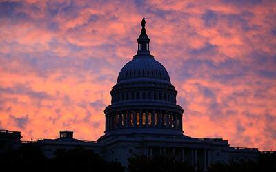 El Capitolio de Washington DC, sede del poder legislativo de EEUU (archivo)