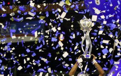 Once Caldas festejó de lo lindo luego de conseguir su cuarto título de L...