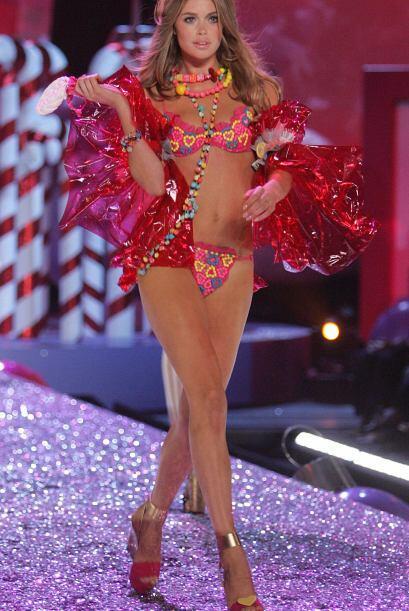 Kroes se unió a Victoria's Secret apenas en el año 2008 y se convirtió e...