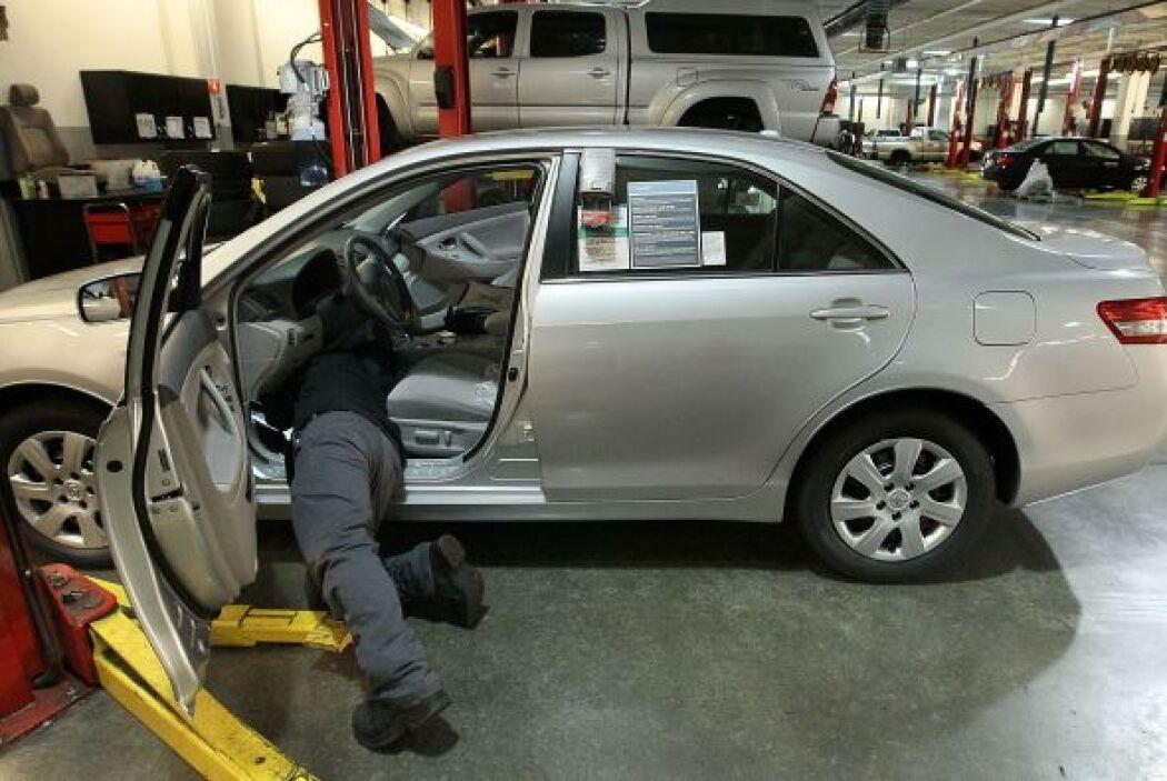 En autos con transmisión manual, el clutch suele fallar por el desgaste...