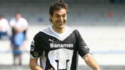 Alonso,ex jugador del Atlético y ex técnico del Olimpia paraguayo, ya c...