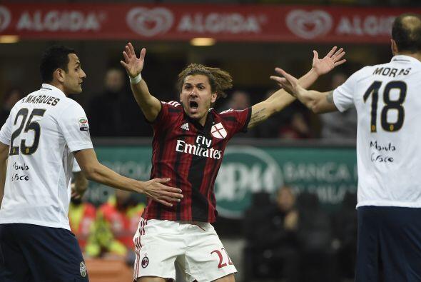 Otro equipo de la Serie A que podría estar interesado en Javier H...