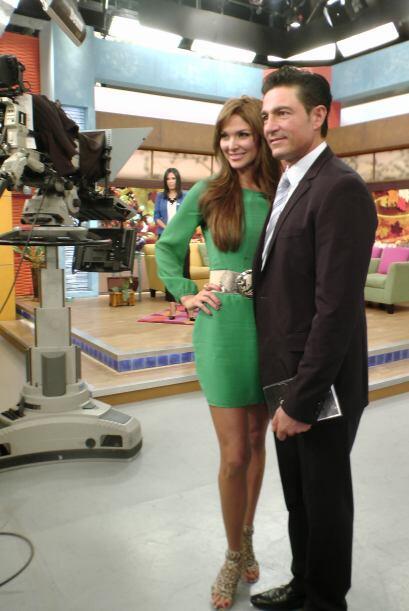Además de bellos y talentosos, Blanca Soto y Fernando Colunga son muy si...