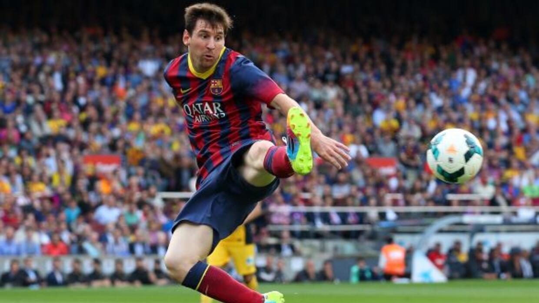 El argentino reitero sus palabras sobre su continuidad con el Barcelona,...