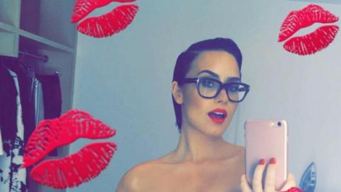 Snapchat Demi Lovato