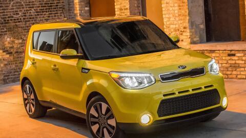 El Kia Soul 2016, logró en reconocimiento como el multi usos compacto co...