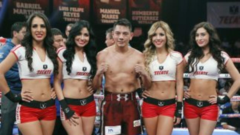 Cristian Mijares derrotó a Jovanny Soto (Foto: Zanfer)