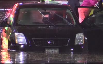 Fuertes lluvias e inundaciones causaron pérdidas materiales en Homewood,...