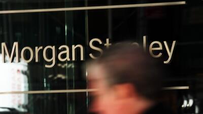 Morgan Stanley.