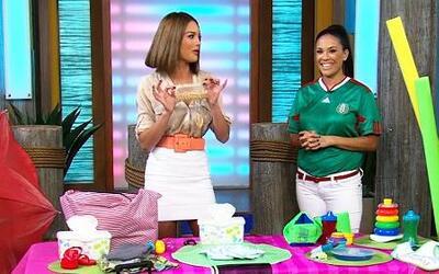 DAM Zuleyka Rivera - Consejos para ir a la Playa con Bebés