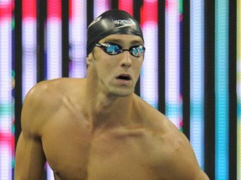 Cuatro figuras de la natación, Yannick Agnel, Paul Biedermann, Ry...