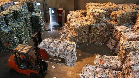 Quemar la basura para producir energía no es siempre la mejor solución