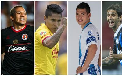 Ellos son el 11 ideal, los jugadores con más puntos en el Univisi...