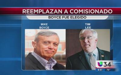Votantes piden reemplazar a comisionado del condado de Cobb