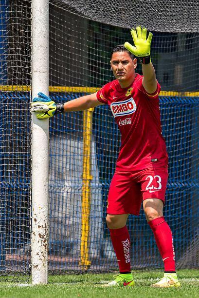 2.- Vuelve Moisés Muñoz a la selección. Tras el supuesto enojo de Muñoz...