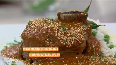 Bobby Pulido te espera en Delicioso para preparar una Quinoa Ranchera