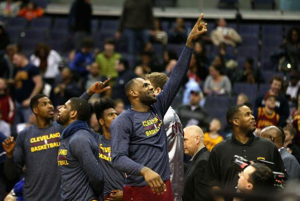 Cleveland ha estado en una buena racha desde mediados de enero, y gran p...