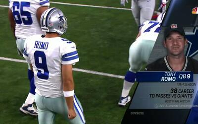 Tony Romo highlights