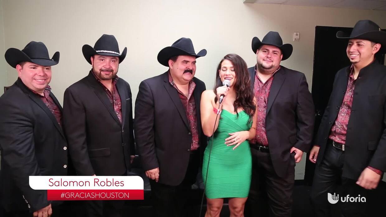 Salomón Robles habla de los mejores momentos en sus 27 años de carrera