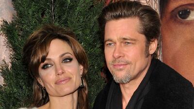 ¡Angelina Jolie y Brad Pitt se casaron en Francia!