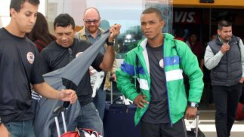 Aldimar Silva viene seguro de derrotar a Jorge 'Travieso' Arce (Foto: Za...