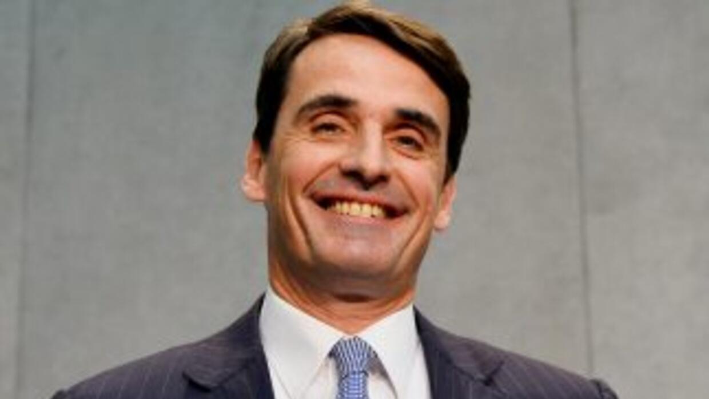 El financiero francés Jean-Baptiste De Franssu.