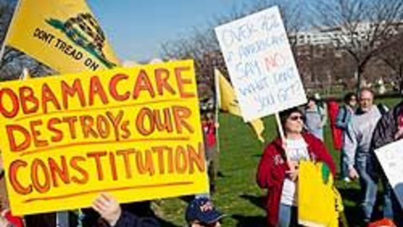 Florida y otros estados interpondrán una demanda contra reforma salud 37...