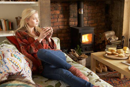 No olvides mantener una temperatura adecuada, y abusar de la calefacción...