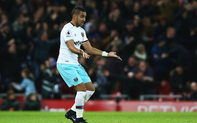 Dimitri Payet busca salir del West Ham