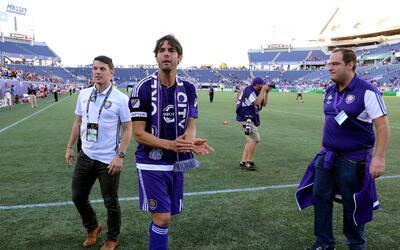 Kaká quiere continuar en Orlando City tras la finalización...