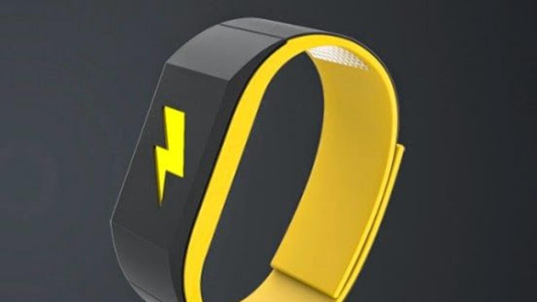 """Esta pulsera pretende """"alentar"""" al usuario a mejorar su comportamiento a..."""