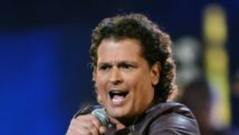 El músico colombiano se prepara para su actuación frente a los reyes de...