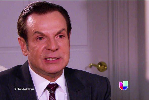 Hazle caso a Fausto, debes darle una oportunidad a Salvador.