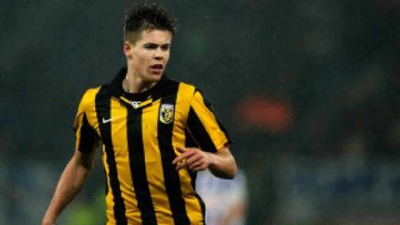 Van Ginkel, la joven promesa del Vitesse, es nuevo jugador 'Blue'.