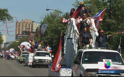 Gran celebración de las fiestas puertorriqueñas