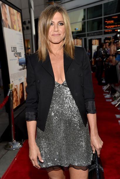 """Sin embargo, muy a su estilo, Jennifer no revelará la """"gran noticia""""."""
