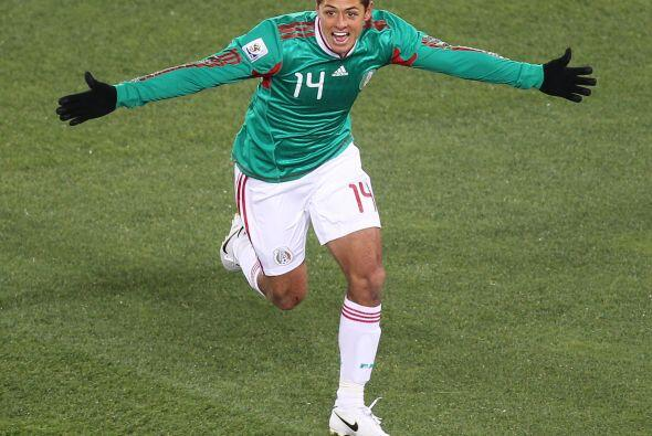 Francia fue el segundo rival que México tuvo que enfrentar en el...