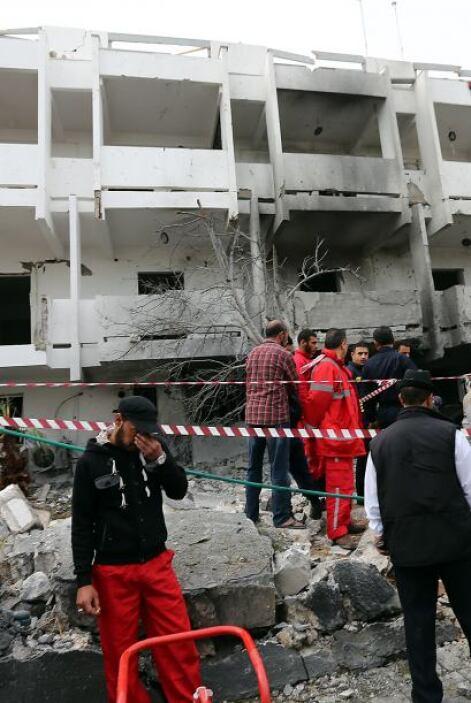 La situación de inseguridad en Libia, consecuencia de la incapacidad del...