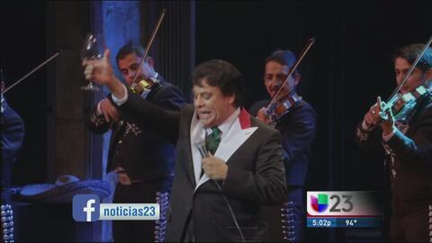 """Muere Juan Gabriel, """"El Divo de Juárez"""""""
